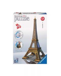 Ravensburger 12556 - Tour Eiffel Puzzle 3D 216 pezzi