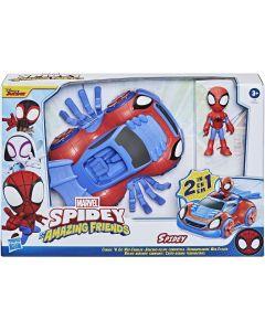Spiderman - Spidey Veicoli 2 In 1
