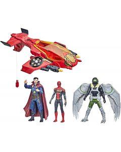 Spiderman 3 Movie Jet Fighter Mission