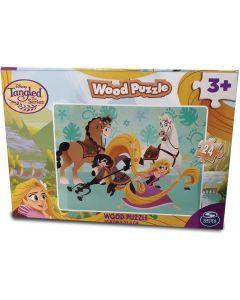 Wood Puzzle Rapunzel da 24 pz. - Spinmaster 46221
