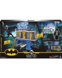 Batman Playset Batcaverna 3 in 1 - Spinmaster 58292