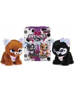 Present Pets Cucciolo Rainbow Glitter - Spinmaster 59159
