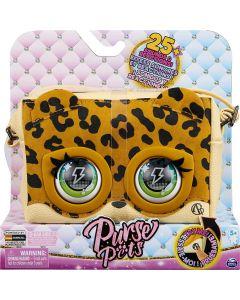 Purse Pets - Borsetta Leopardo