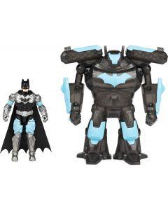 Batman da 10,2 cm con Armatura tecnologica trasformabile