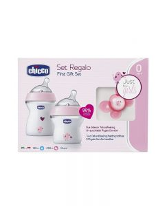 Chicco Set Regalo Natural Feeling Girl