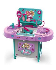 Barbie Mega Clinica dei Cuccioli 70 cm