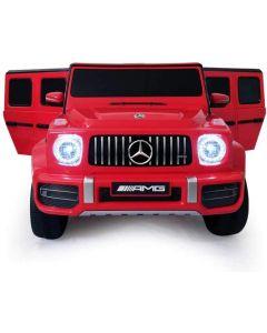Babycar Mercedes G63 Versione Sport AMG ( Rosso ) 12 Volt