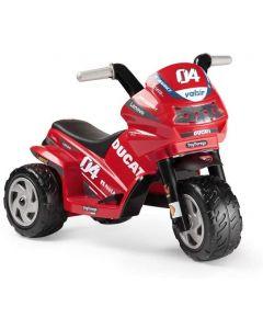 Peg Perego Mini Moto Elettrica Ducati Evo