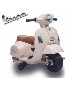 Biemme Moto Elettrica Vespa Piaggio Bianca 6V