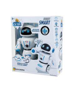 Robot Smart Radiocomandato Giocheria