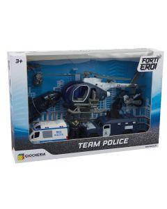 Playset Stazione di Polizia - Giocheria 90058