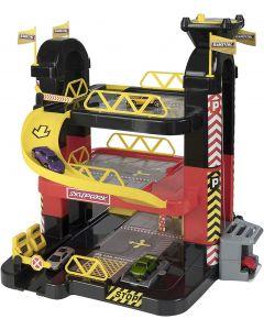Garage a 3 Livelli con 5 Auto Playset