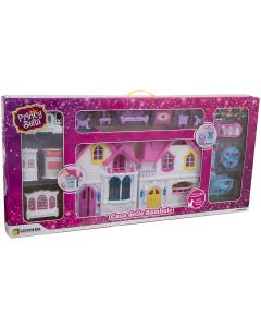 Princy Bella - Casa delle Bambole con Luci - Giocheria 90383