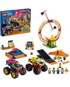 Lego City Stunt Arena