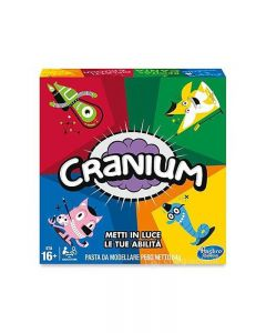 Hasbro C1939103 - Cranium