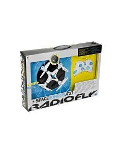 Radiofly Space Kondor, 33 cm. Funzione videocamera 0,3 MP - 3 velocità