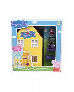 Giochi Preziosi PPC38000 - Peppa Pig la Grande Casa Deluxe
