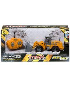 Titan Junior 1:30 - Escavatore Radiocomandato
