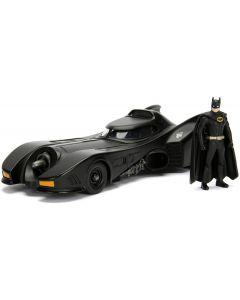 Batman Auto 1:24 con personaggio
