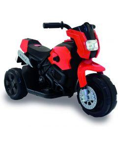 Moto da Corsa Elettrica per bambini 6V rosso