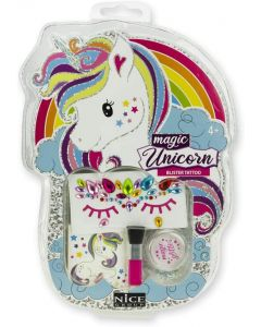 Magic Unicorn - Nice Group Blister Set Mini Tattoo