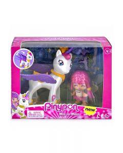 Famosa Pinypon Con Unicorno 700014082