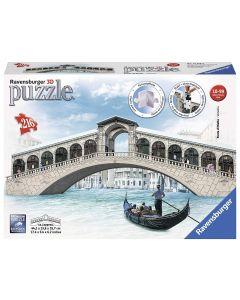 Ravensburger 12518 - Puzzle 3D Ponte di Rialto