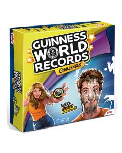 Rocco Giocattoli 21191744 - Guinness World Records Challenges