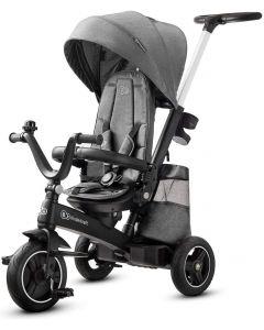 Kinderkraft Triciclo Easytwist Grey