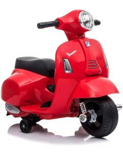 Vespa Piaggio - Mini Moto Elettrica 6volt Rossa