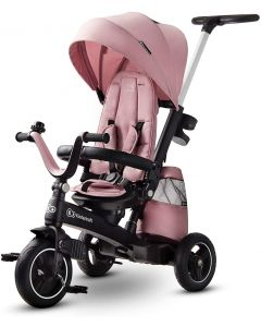 Kinderkraft Triciclo Easytwist Pink