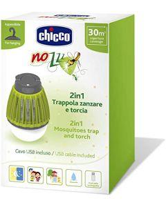 Chicco Antizanzare Trappola per Esterni 2in1