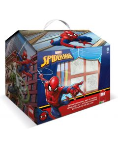 Spiderman - Casetta 36 colori e 7 Timbri, 9817