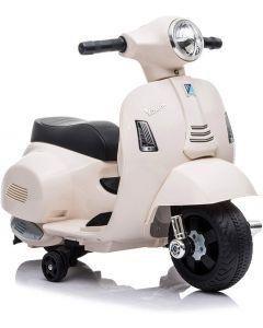 Vespa Piaggio - Mini Moto Elettrica 6volt Bianca