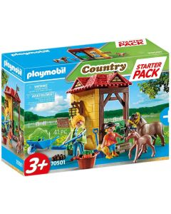Playmobil Country 70501 - Starter Pack Maneggio
