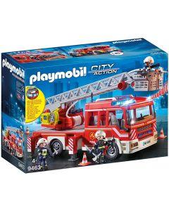 Playmobil City Action 9463, Autoscala Dei Vigili Del Fuoco