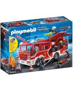 Playmobil City - Autopompa dei Vigili del Fuoco, dai 4 anni