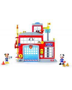 Mickey Mouse Clubhouse Minnie Caserma Pompieri - IMC Toys 81939