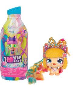 VIP Pets - Color Boost Bambola Cagnolino a Sorpresa da Collezionare