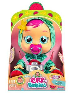 Cry Babies Tutti Frutti Mel Cocomero - IMC Toys 93805