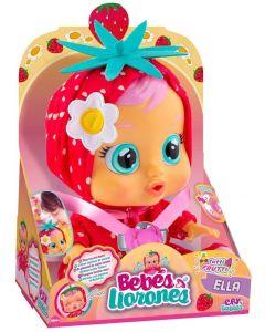 Cry Babies Tutti Frutti Ella Fragola - IMC Toys 93812