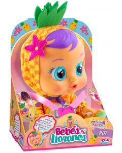 Cry Babies Tutti Frutti Pia Ananas - IMC Toys 93829