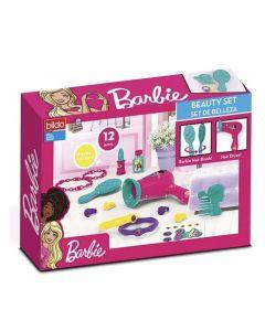 Barbie Beauty set con 13 accessori