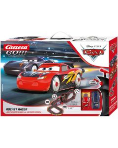 Pista Cars Rocket Race Mt. 5,3 - Carrera 62518