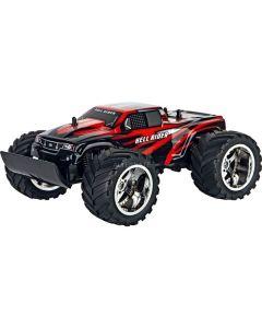 Auto 1:16 Radiocomandata 2,4GHz Hell Rider