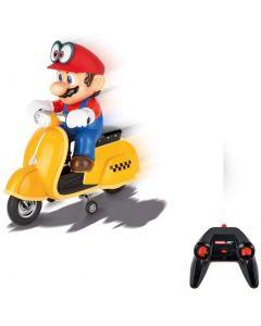 RC Super Mario Odyssey Scooter – Carrera 00992
