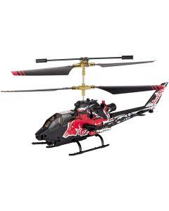 2,4GHz Red Bull Cobra TAH-1F - CARRERA RC DIGITAL PROPORTIONAL