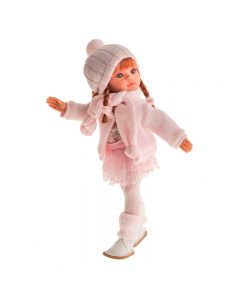 Bambola Emily Con Trecce cm 33 - Antonio Juan AJ25085