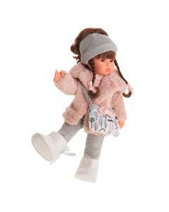 Bambola Bella Inverno Con Cappotto cm 27 - Antonio Juan AJ28120