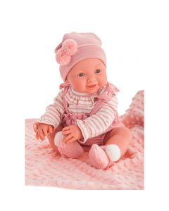 Bambola Neonata Mia Fa Pipì cm 42 - Antonio Juan AJ50160